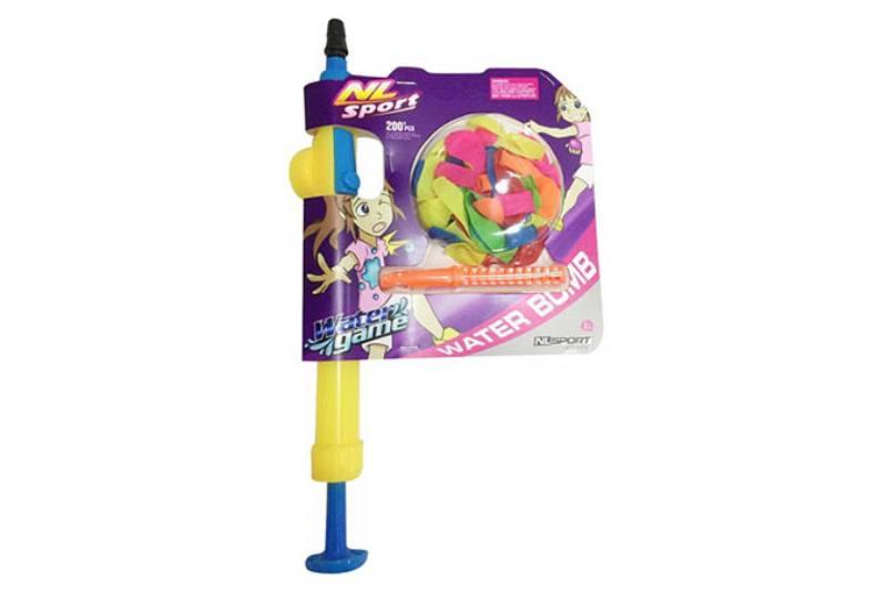 Sports Toys Water Balloon (Water Pump Card) No.TA248779