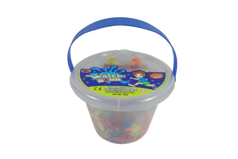 Sports toys water balloon beach bucket No.TA248780