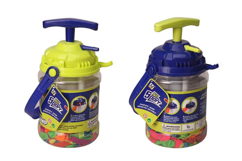 Sports Toy Balloon Pump No.TA248781