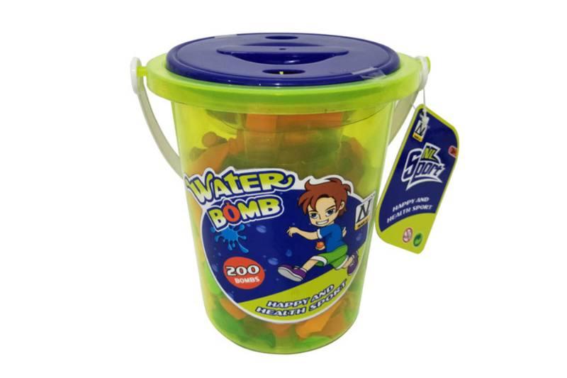 Sports toys Balloon bucket No.TA248782