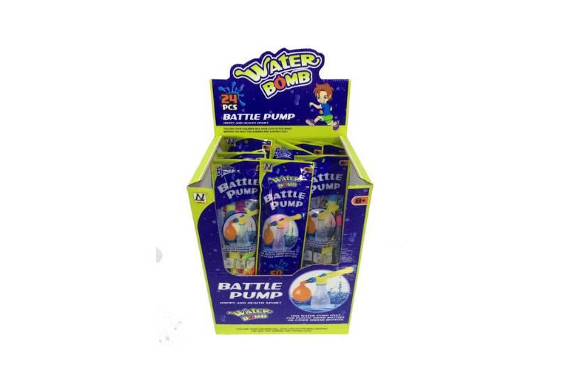 Sports Toys Water Pump Balloons No.TA248785