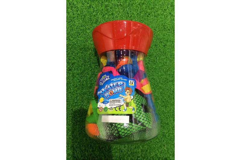Sports Toys Bottled Water Balloon (Necked Bottle) No.TA248787