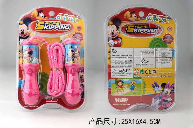 Sports Toys Mickey Jump Rope No.TA238414