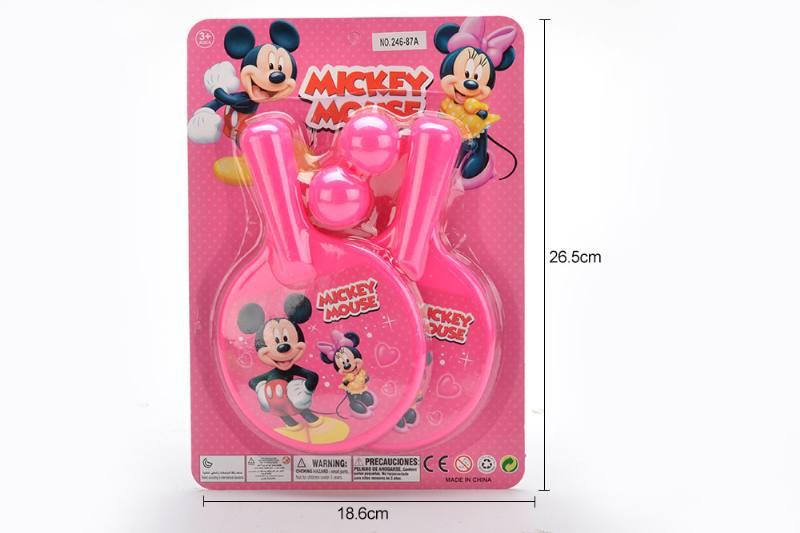 Sports Toys Mickey Patterns Table Tennis Toys No.TA249661