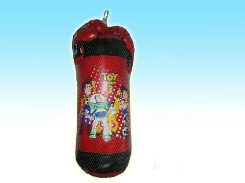 Sandbag Set Boxing Set Fitness Toys Sports Toys Red Toys High Roller Bags No.TA147454