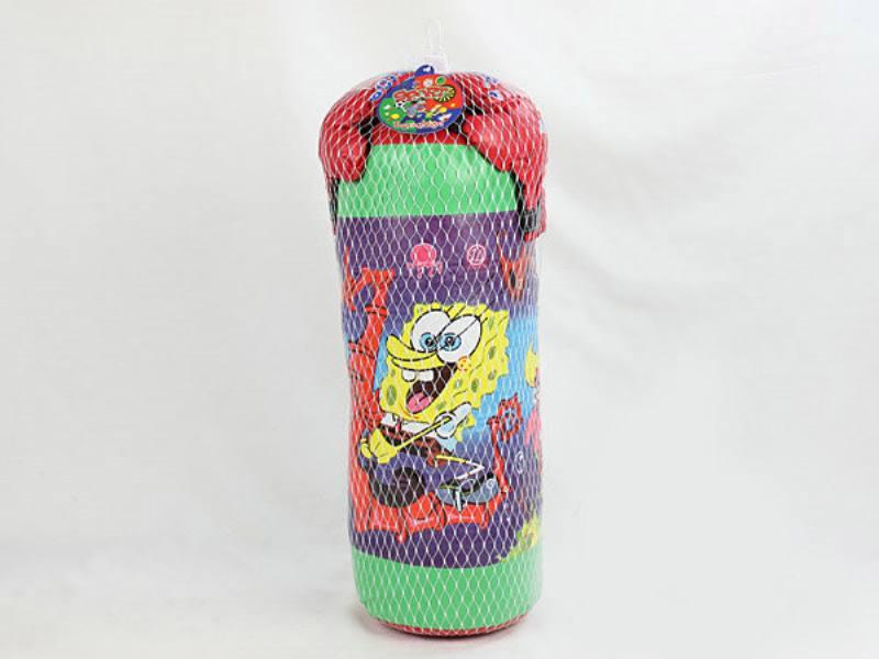 Sandbags Boxing sets Fitness toys Sports toys SpongeBob SquarePants No.TA147464