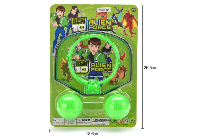 Sports Toys BEN10 Basketball Board Toys No.TA249648