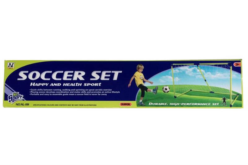 Plastic football goal shot outdoor sports sports toy soccer goal No.TA248554