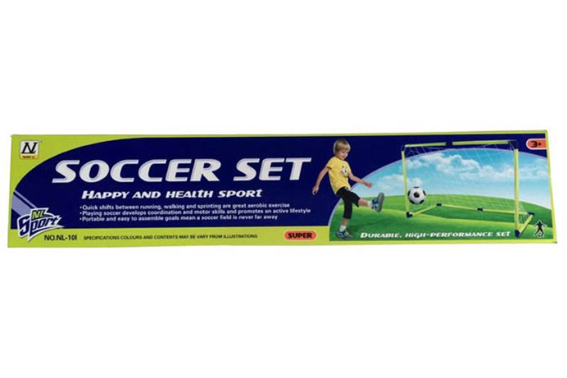 Plastic football goal shot outdoor sports sports toy soccer goal No.TA248555