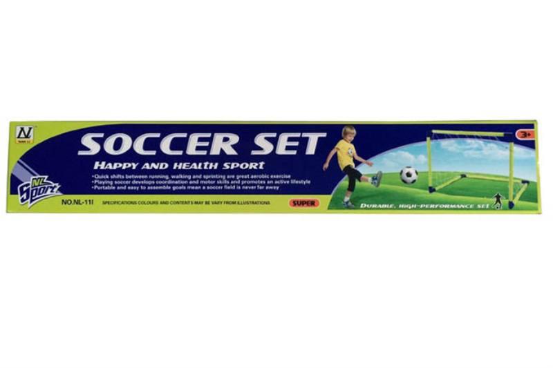 Plastic football goal shot outdoor sports sports toy soccer goal No.TA248556