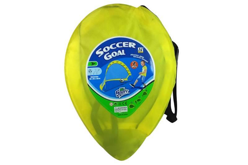 Plastic football goal shot outdoor sports sports toy soccer goal No.TA248560