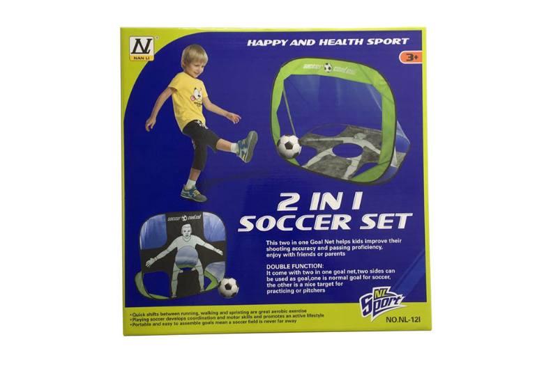 Plastic football goal shot outdoor sports sports toy soccer goal No.TA248562