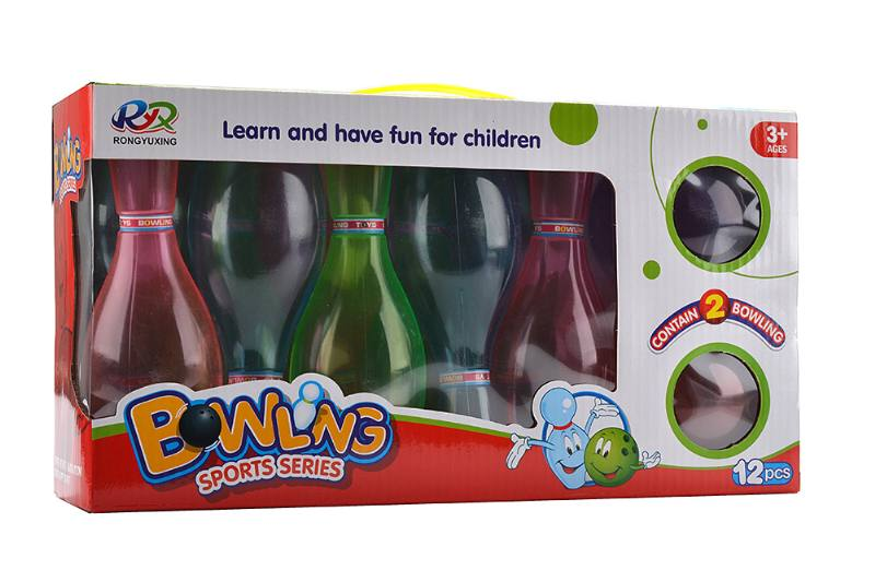 Sports Toys 7-inch bowling No.TA238492