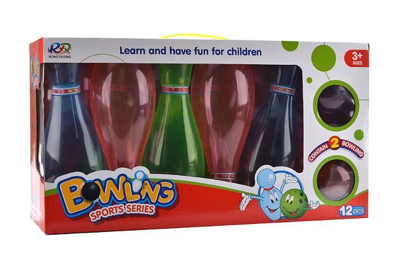 Sports toys 9-inch bowling No.TA238496
