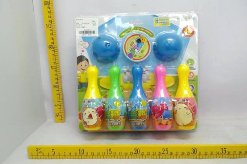 Sports Toys Bowling Cartoon Set No.TA239086