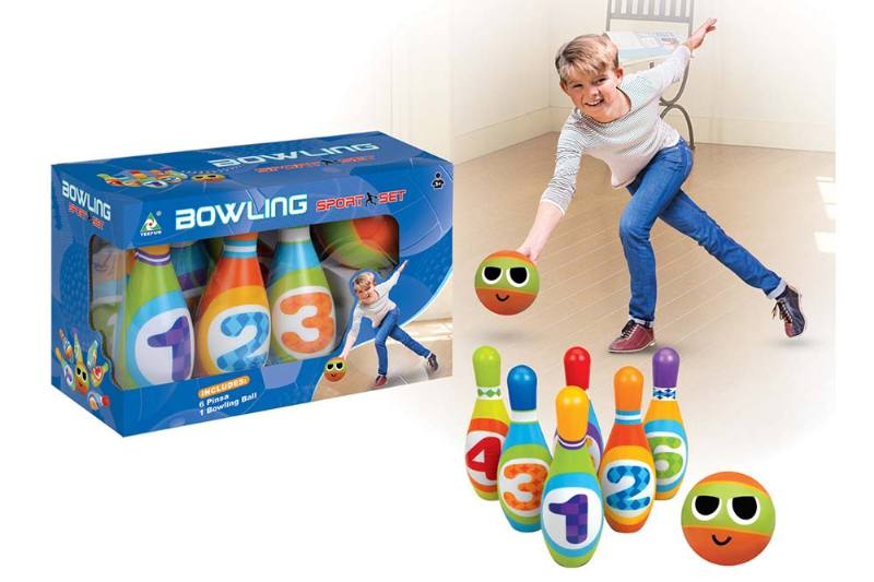 Sports Toys PU Bowling No.TA239506