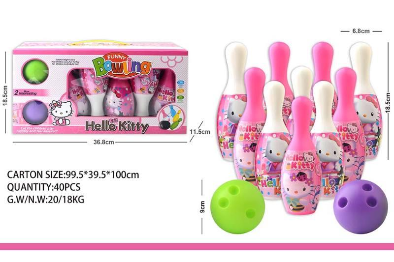 Sports Toys Hello Kitty Bowling No.TA240355