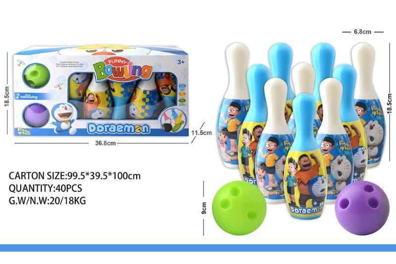 Sports toys jingle cat bowling No.TA240357