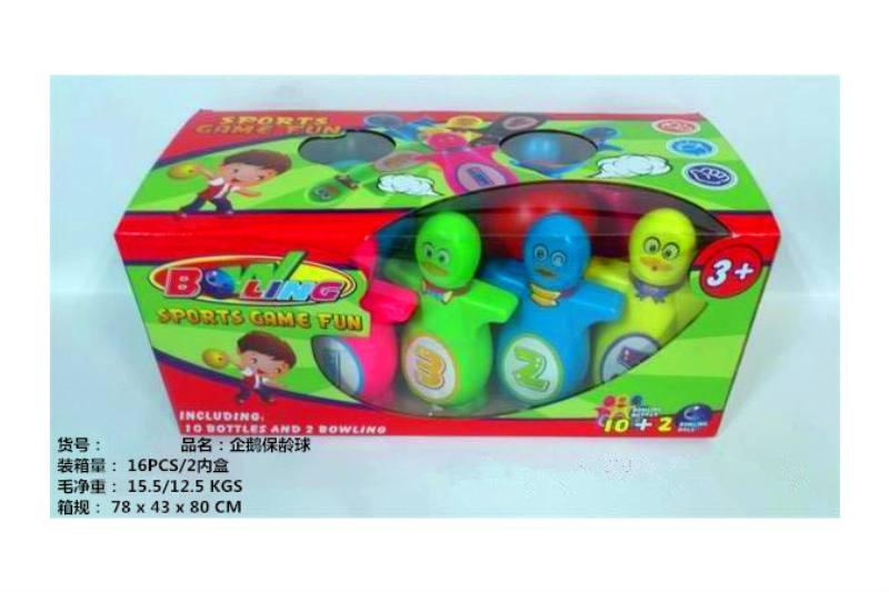 Sports Toys Penguin Bowling (12PCS/Box) No.TA242008