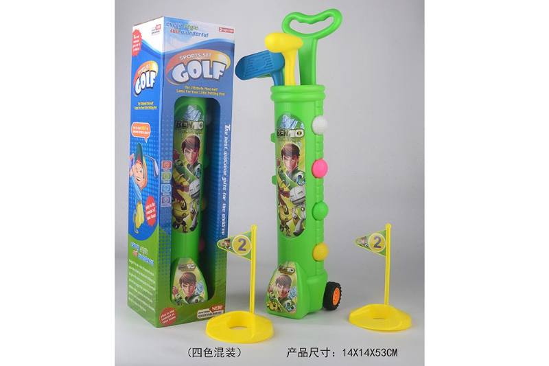 Sports Toys BEN 10 Golf Set No.TA238572