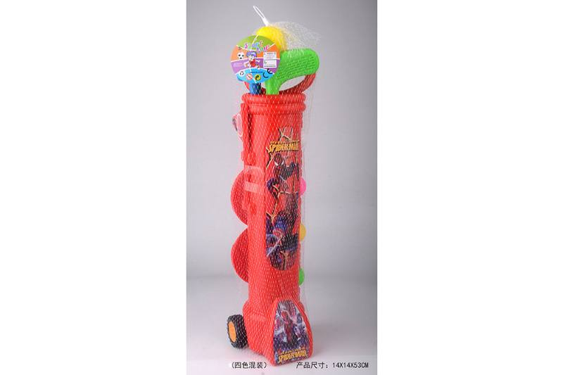 Sports Toys Spiderman Golf Set No.TA238576