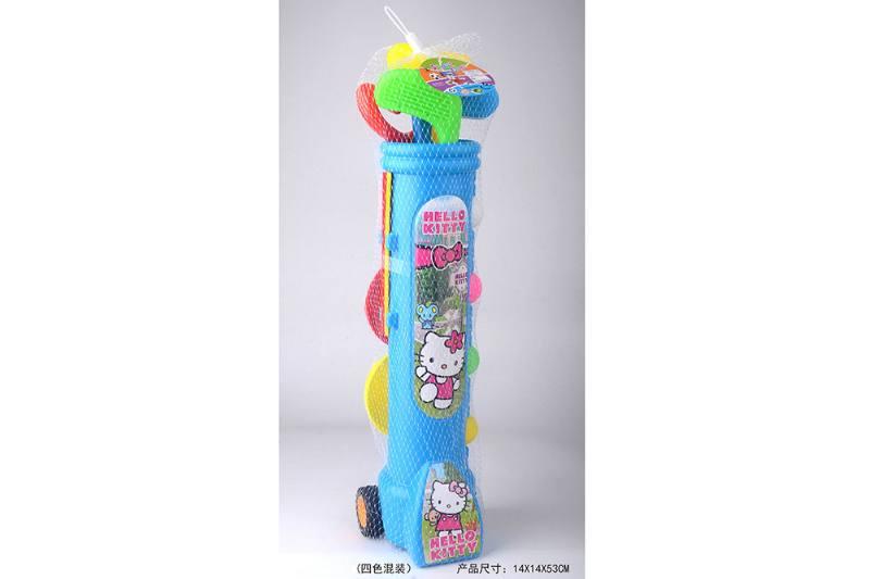 Sports Toys KT Cat Golf Set No.TA238577