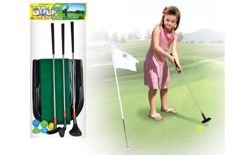 Sports Toys Simulation Golf Set No.TA239509
