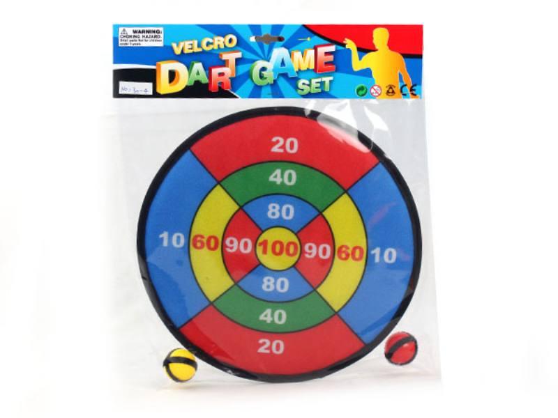 2 ball 30cm target darts fly target baby safety darts kindergarten activities DART target  No.TA146237