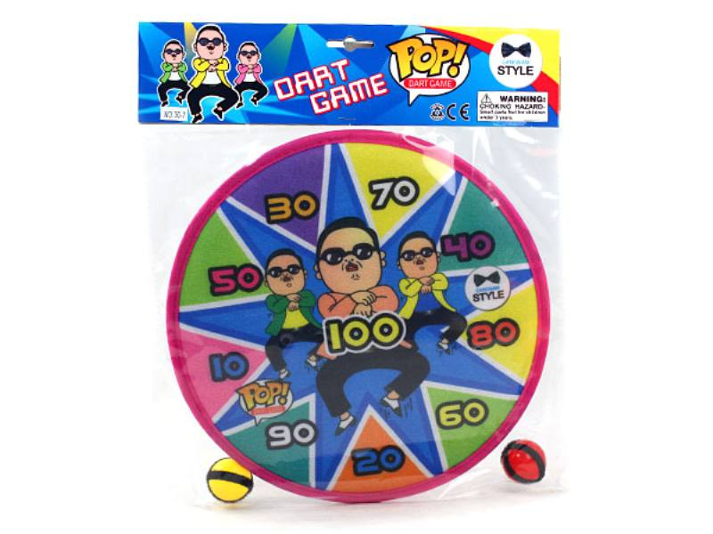 Birds 2 ball 30cm target darts fly target baby safety darts kindergarten activities DART t No.TA146240