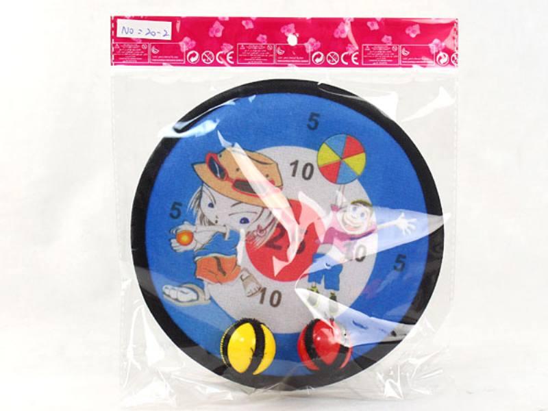 2 ball 20cm target darts fly target baby safety darts kindergarten activities DART target  No.TA146243