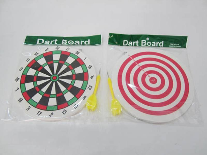 Indoor and outdoor leisure sporting goods toy medium white darts target darts disk exercis No.TA162607