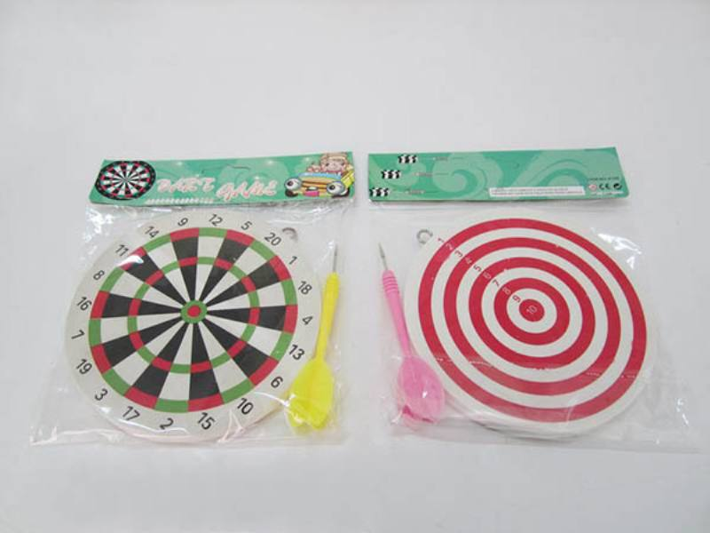 Indoor and outdoor leisure sporting goods toys Small white darts target Dart board Best ey No.TA162608