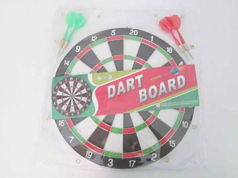 Indoor and outdoor leisure sports toys Toy paper darts target Dart board Best eye exercise No.TA162610