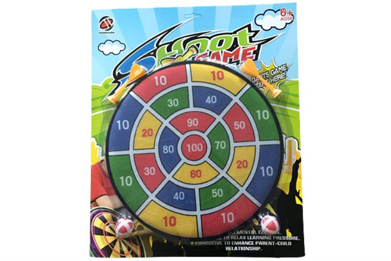 Sports target toy series dart disc No.TA217347