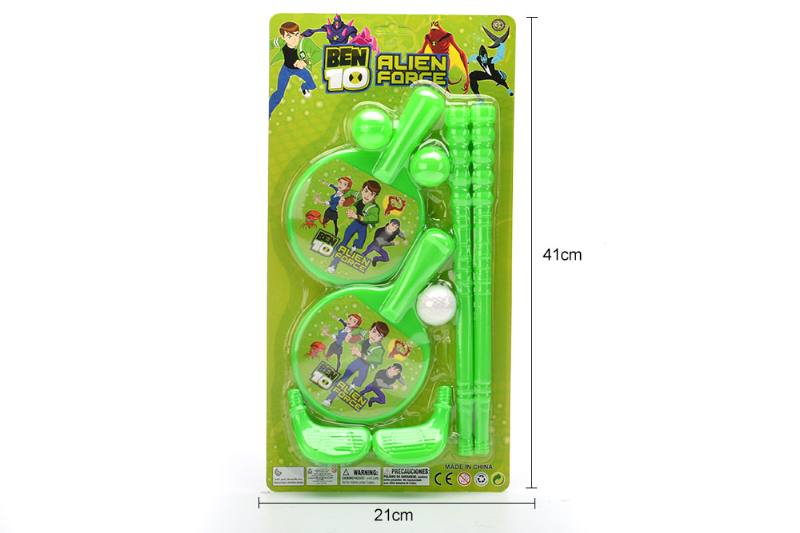 Sports toy table Pong Golf toys No.TA249733