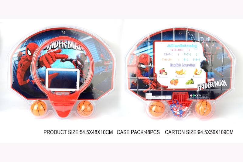 Sports Toys Spiderman Puzzle Basketball Board No.TA253564