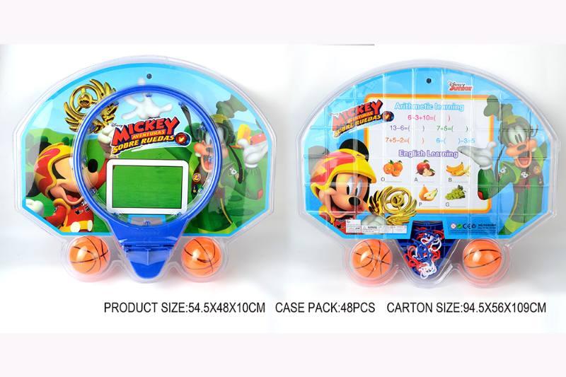 Sports Toys Mickey Puzzle Basketball Board No.TA253569