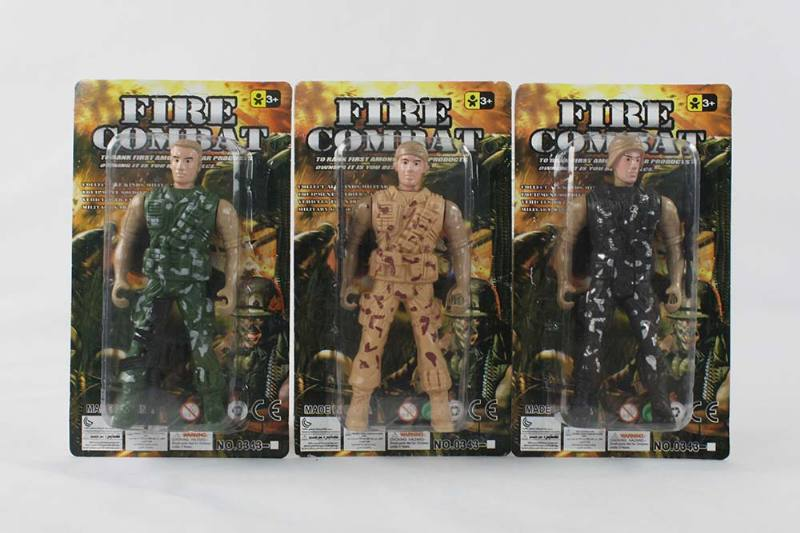 Simulation Military Model Toy Series Military Suit No.TA232183