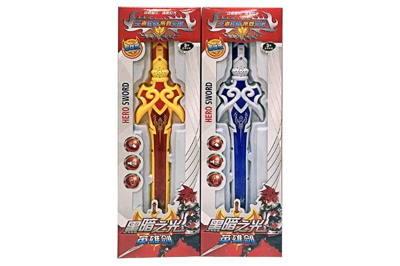 Sound and light sword (with sound, light) No.TA251302