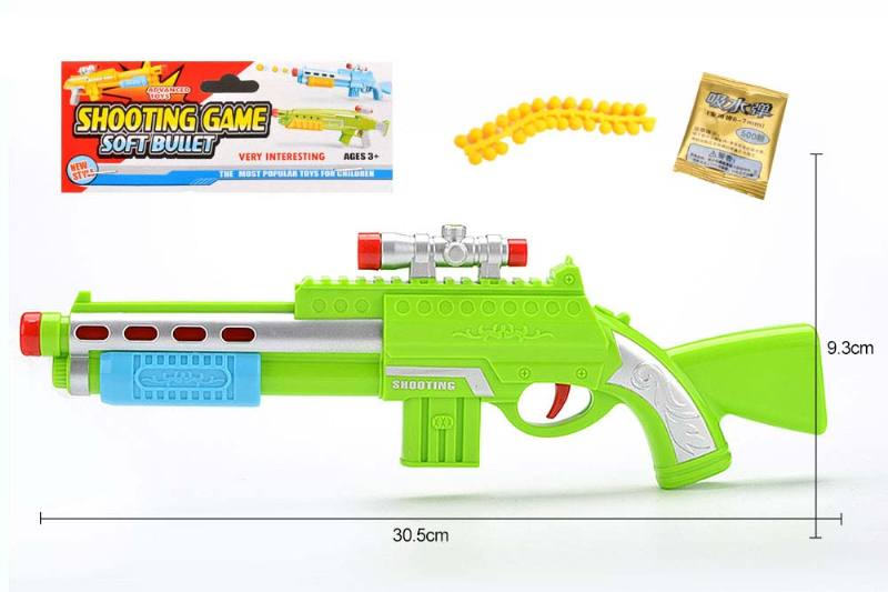 Military water bomb soft gun toy series Toy water gun inner water bomb, soft rubber bomb No.TA245688