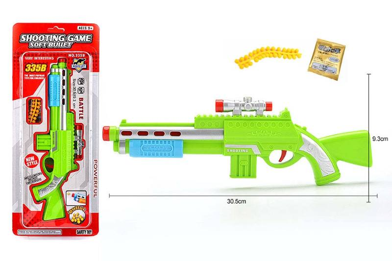 Military water bomb soft gun toy series Toy water gun inner water bomb, soft rubber bomb No.TA245689