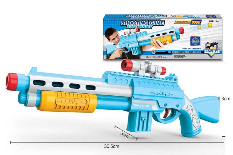 Military water bomb soft gun toy series Toy water gun inner water bomb, soft rubber bomb No.TA245690