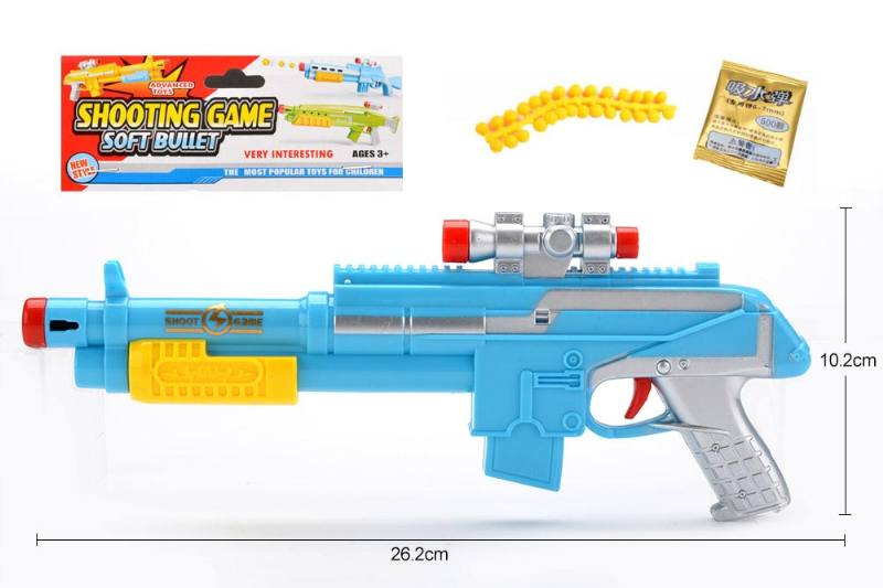 Military water bomb soft gun toy series Toy water gun inner water bomb, soft rubber bomb No.TA245691
