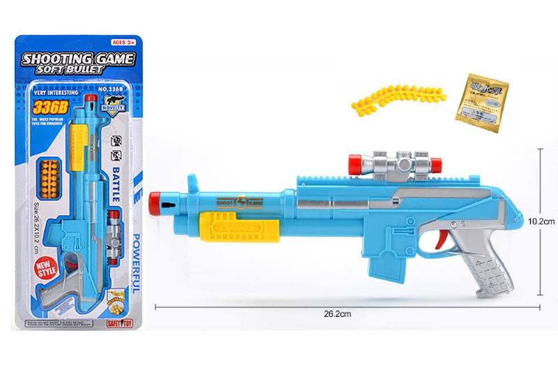 Military water bomb soft gun toy series Toy water gun inner water bomb, soft rubber bomb No.TA245692