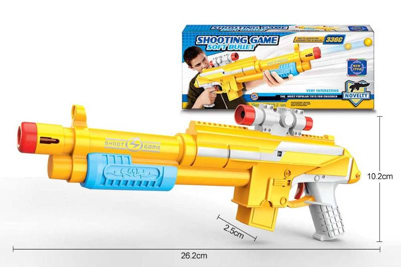 Military water bomb soft gun toy series Toy water gun inner water bomb, soft rubber bomb No.TA245693