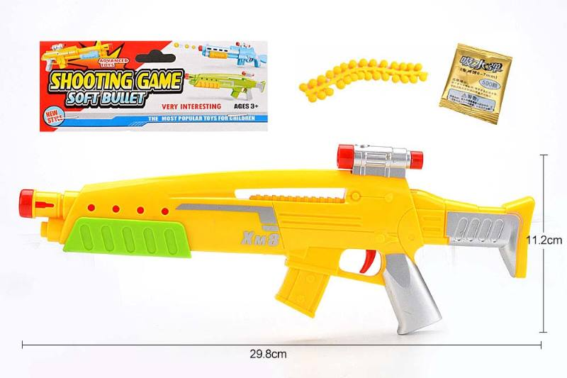 Military water bomb soft gun toy series Toy water gun inner water bomb, soft rubber bomb No.TA245694