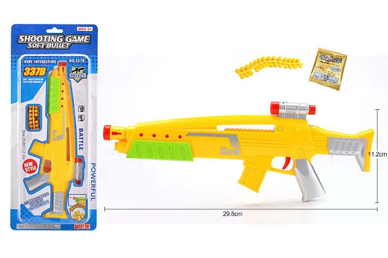Military water bomb soft gun toy series Toy water gun inner water bomb, soft rubber bomb No.TA245695