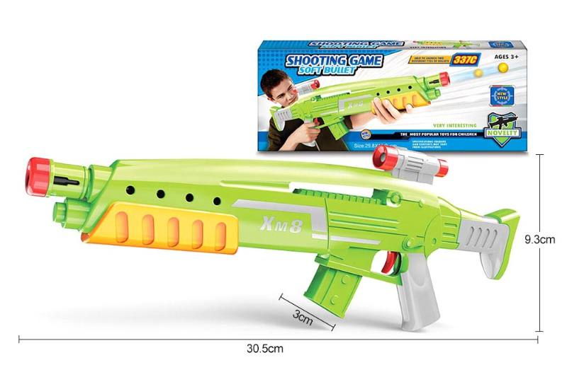 Military water bomb soft gun toy series Toy water gun inner water bomb, soft rubber bomb No.TA245696