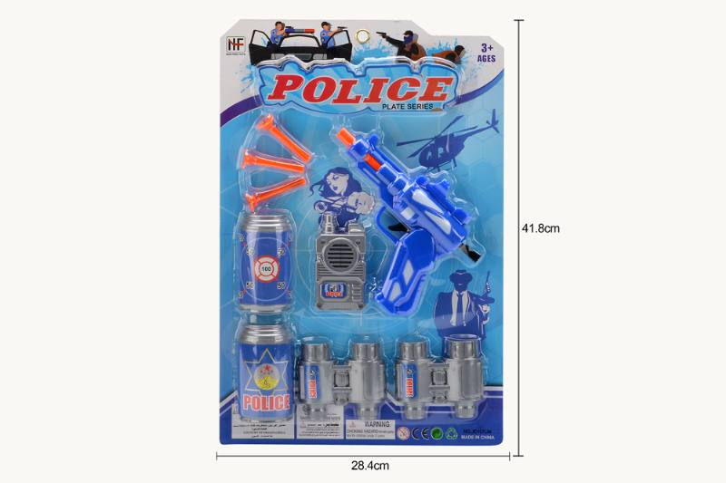 Model toy safety and environmental protection soft bullet toy gun No.TA252873