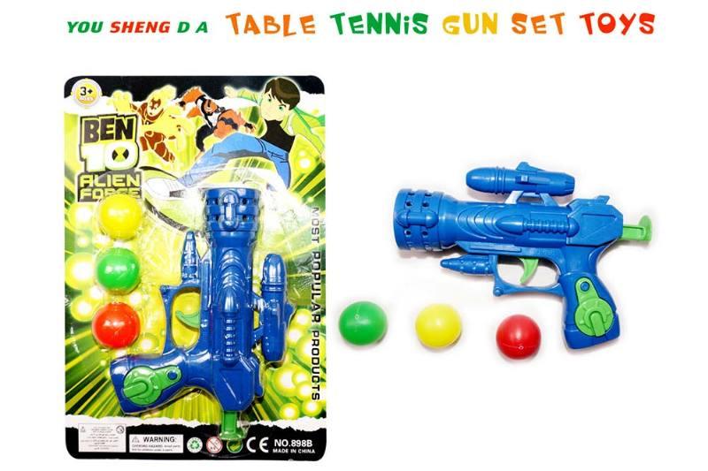 Toy Gun Ping Pong Gun No.TA237107